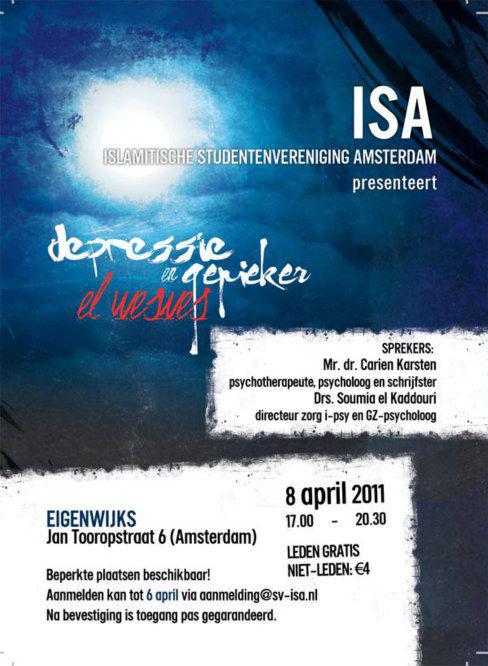 Depressie, gepieker & el-Weswes I