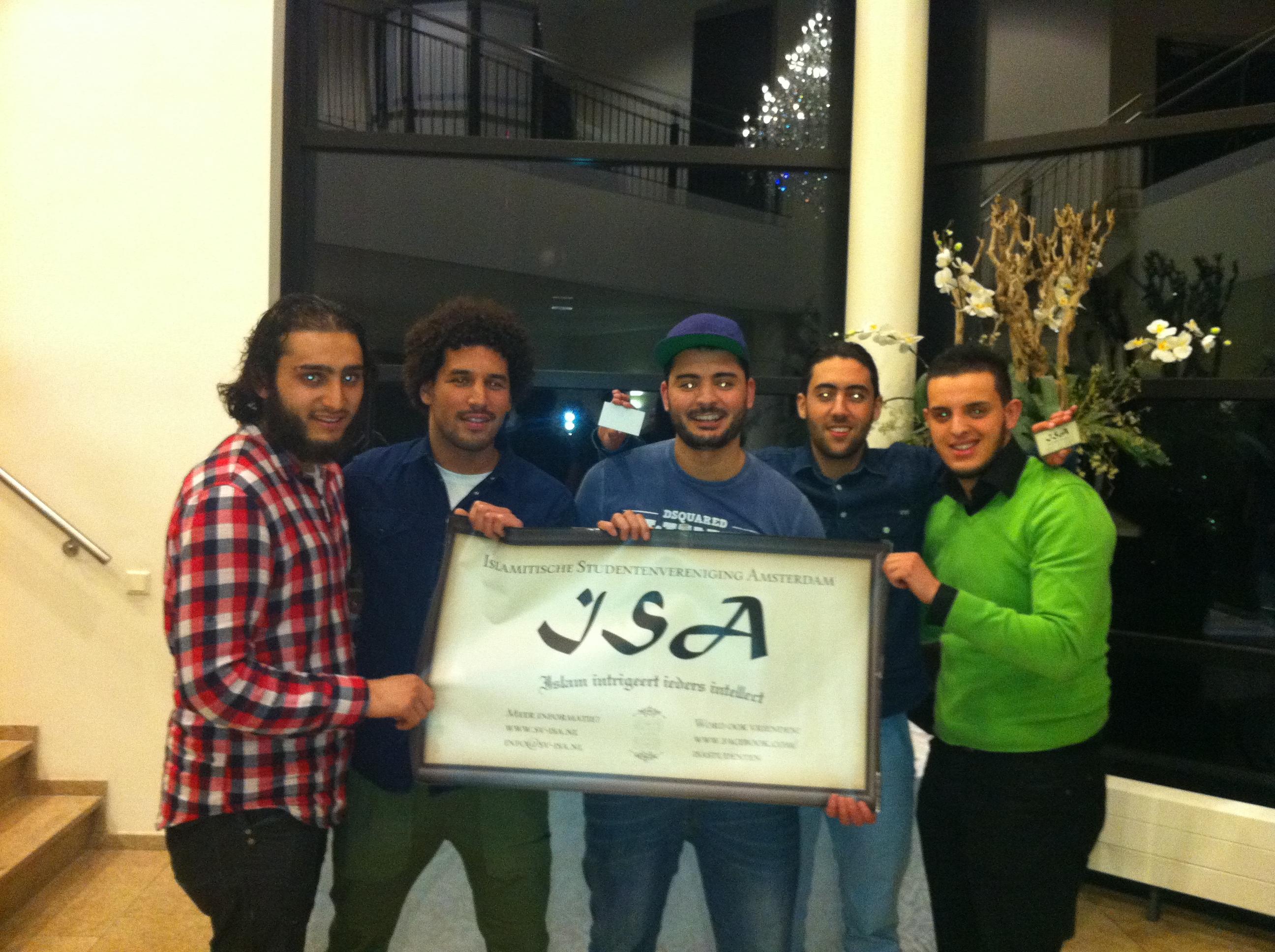 ISA op het benefiet van Maroc Relief
