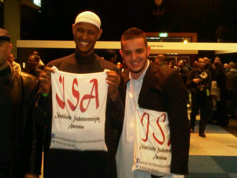 ISA op het Nationaal Islam Congres 2012!