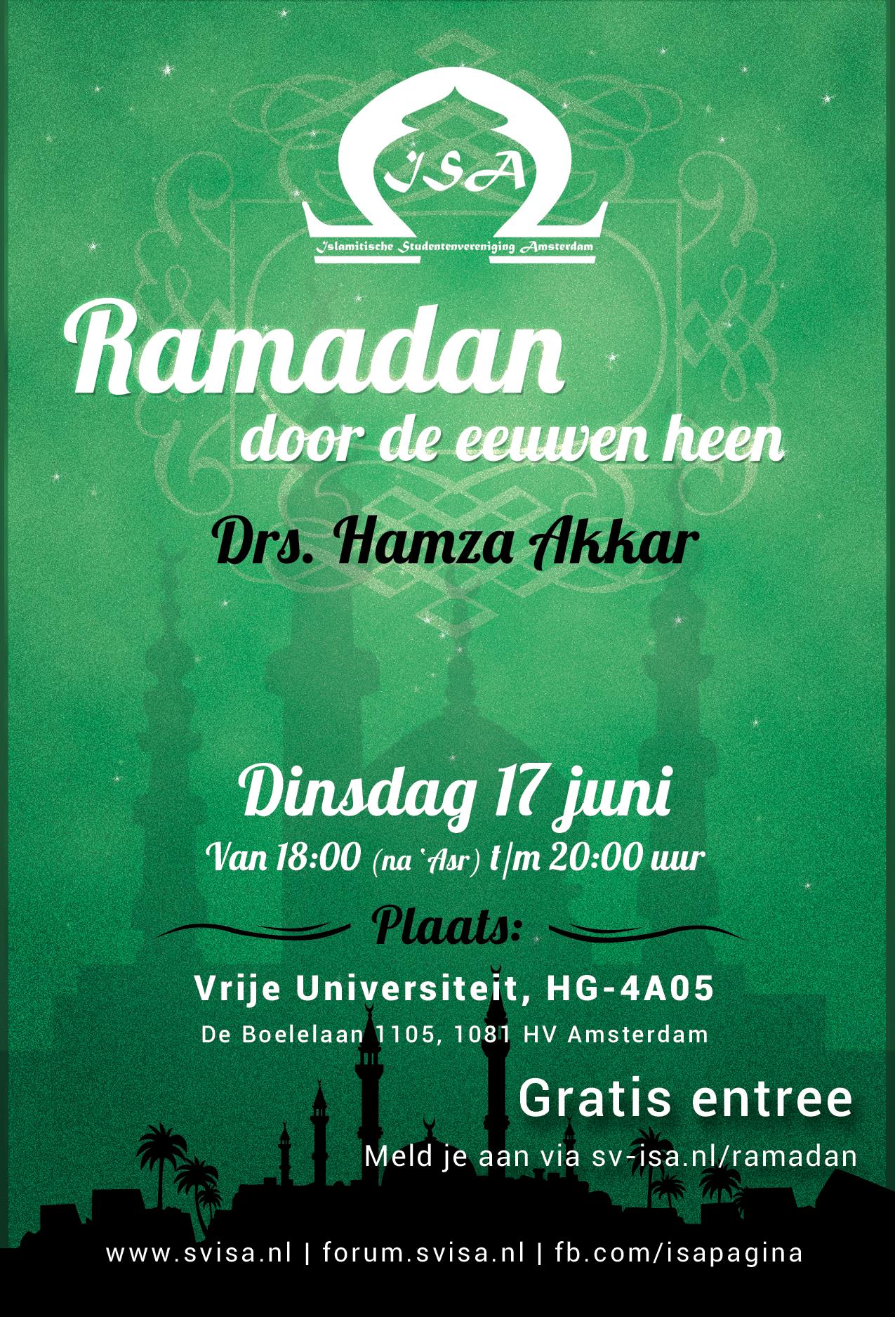Ramadan door de eeuwen heen
