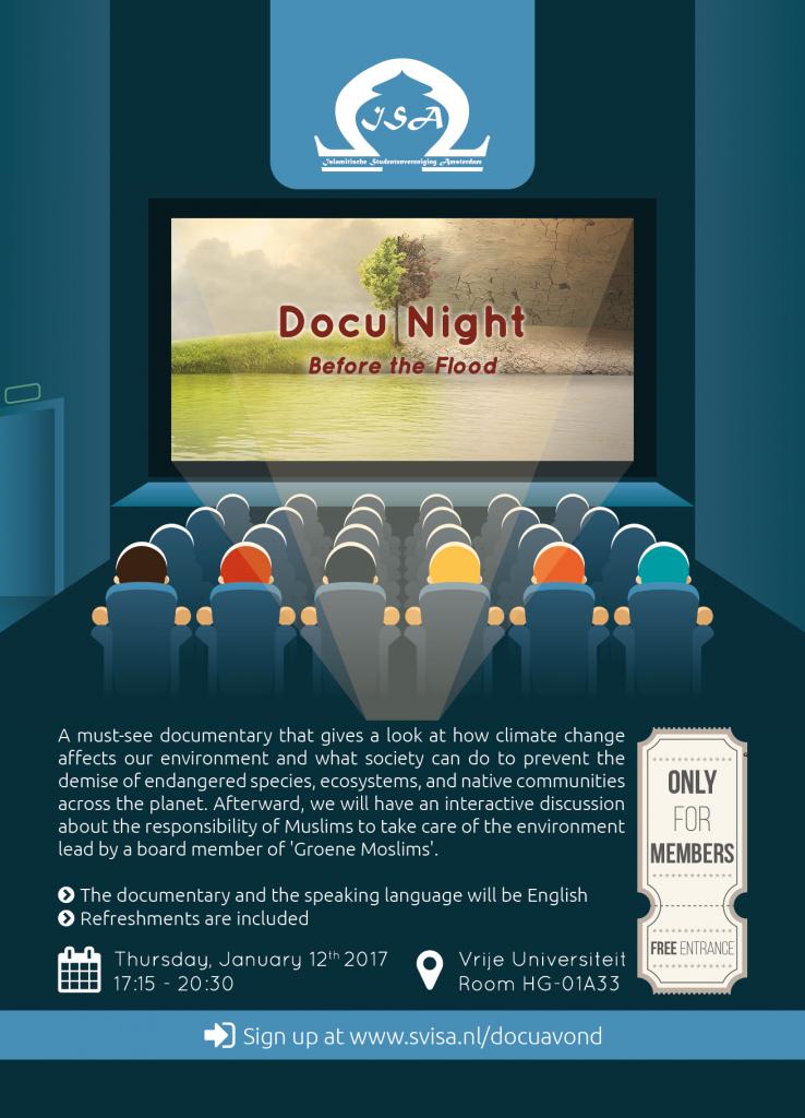 Docu Night: Before the Flood