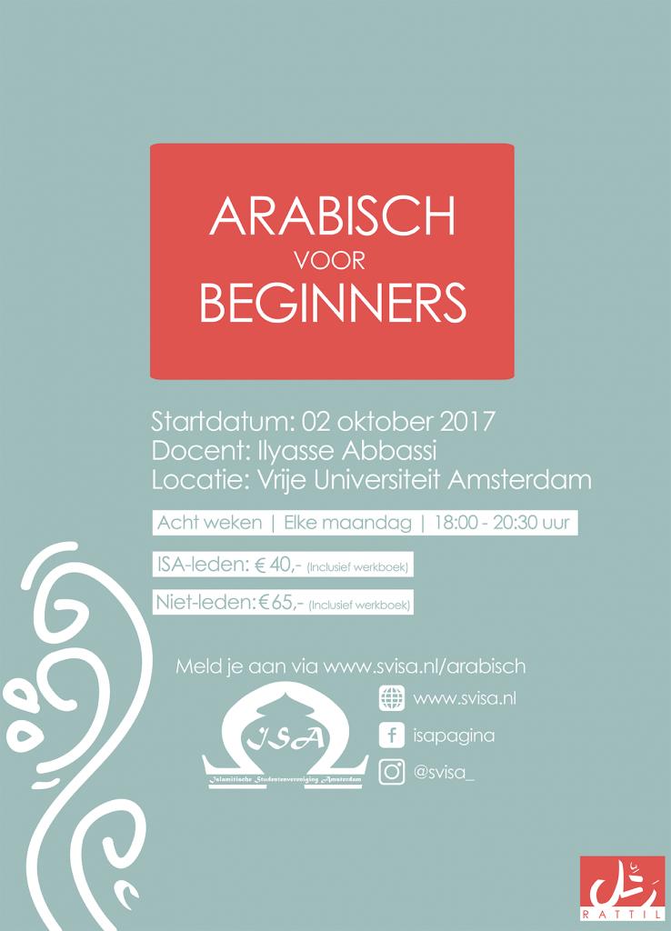 flyer-arabisch-voor-beginners