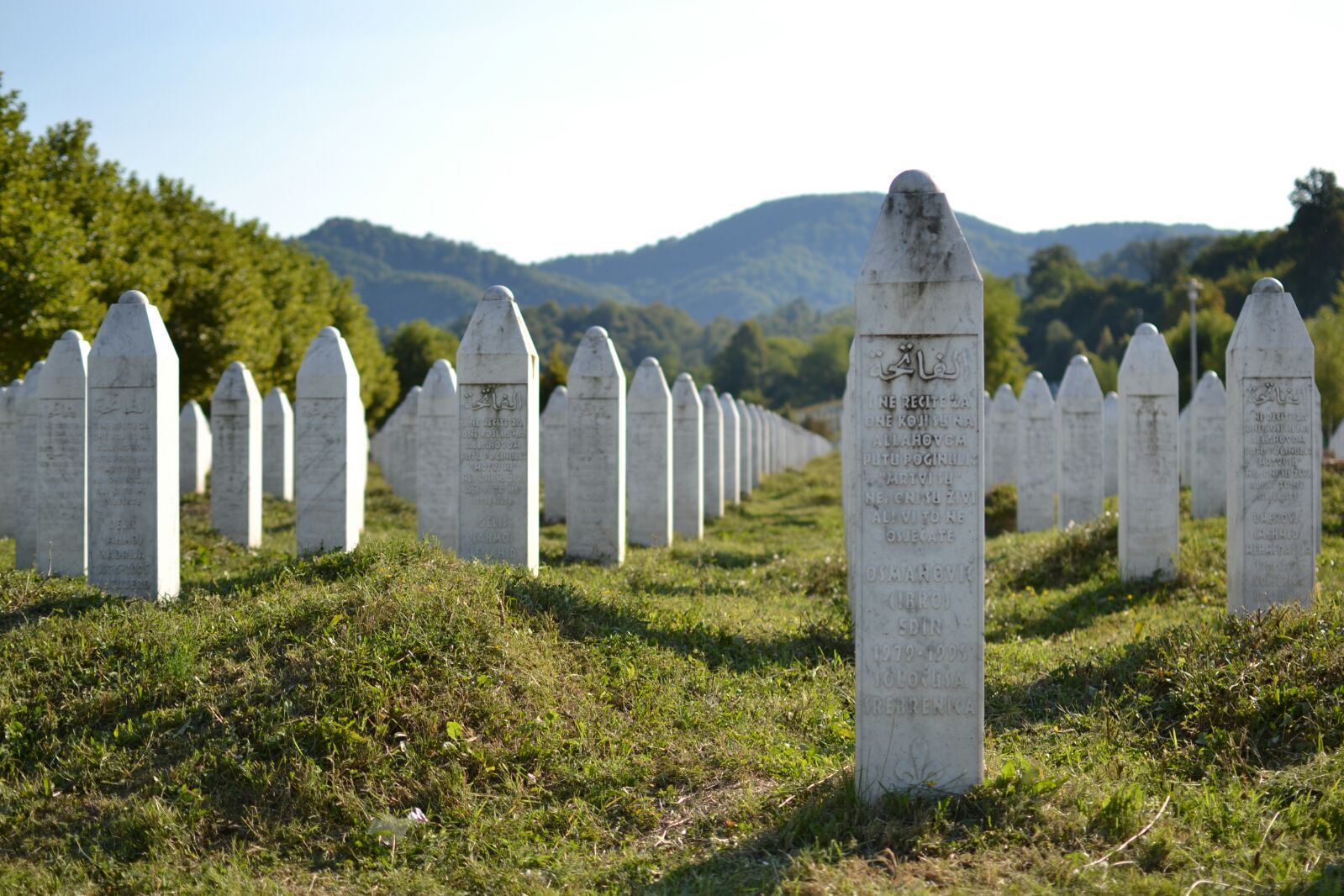 Déjà vu: Srebrenica