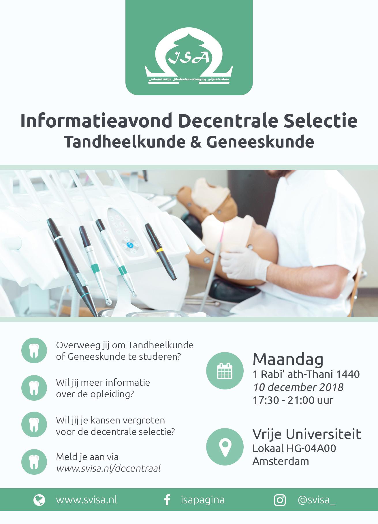 informatieavond-decentrale-selectie-tandheelkunde-geneeskunde-isa