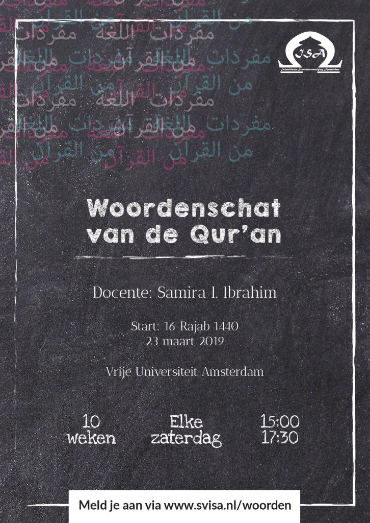 cursus-arabisch-woordenschat-quran-isa-amsterdam