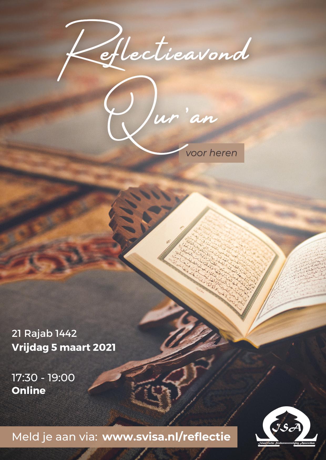 Flyer_reflectie_quran